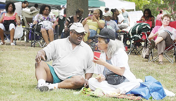 St. Elizabeth Catholic Church in Highland Park will host its 9th Annual Jazz and Food Festival from noon to 7:30 ...