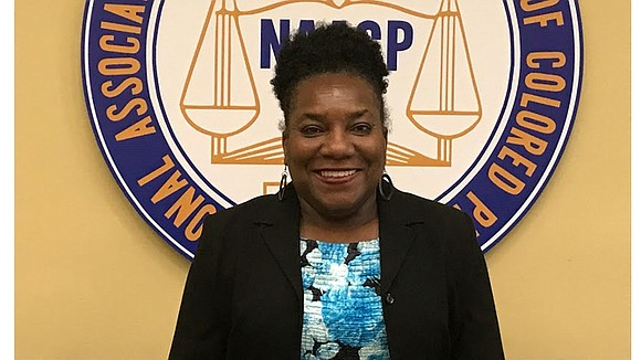 After a five-month search, the NAACP Memphis Branch has hired Vickie Terry as its new executive director.