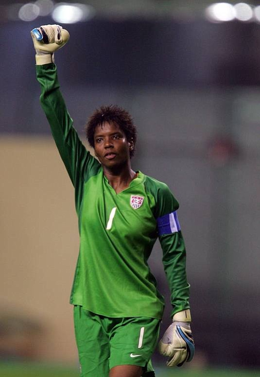 Briana Scurry's soccer career began in Dayton, Minnesota. The 12-year-old was the only African-American and only girl on the team. ...