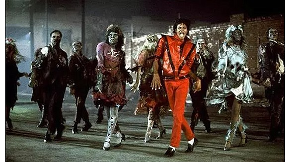 """The estate of Michael Jackson says a 3-D version of the late singer's iconic """"Thriller"""" video is set to debut ..."""