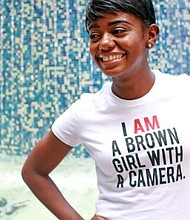 Brown Girl With A Camera, photographer women of color movement created by Ruby Melton of Ruby Ella Photography.