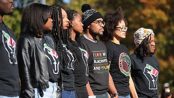 """Attending a PWI (predominantly white institution), I was ever aware of the fact that I was an """"other."""" - Lawrence ..."""