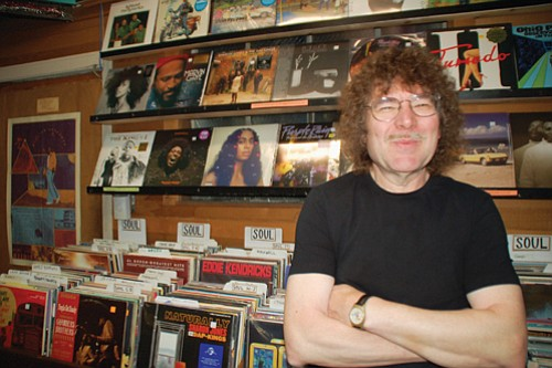 """Music Millennium Owner Terry Currier has contributed to Portland's music scene for generations. Saturday, the city celebrates, as Mayor Ted Wheeler proclaimed, Aug. 12 as """"Terry Currier Day."""""""
