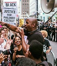 Hawk Newsome, Black Lives Matter Greater New York. (Courtesy photo)