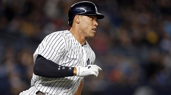 The New York Yankees finish up their three-game road series tonight (Thursday) against the Toronto Blue Jays to jump right ...