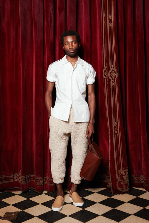 One right after another, New York Fashion Week's menswear designers presented fabulous shows, and their collections received the best reviews.