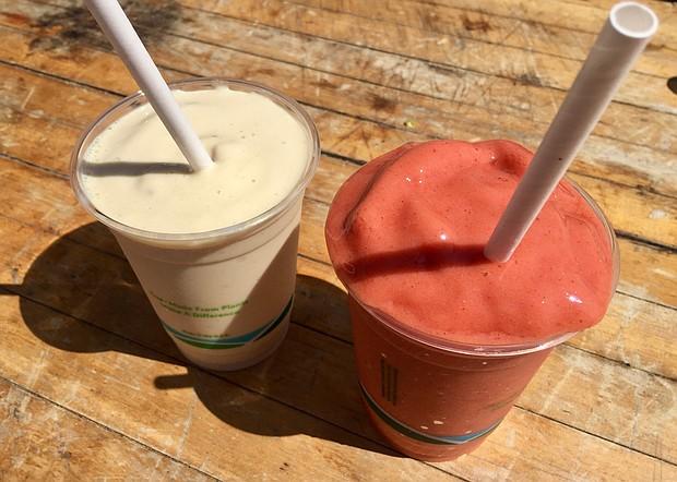 La Fruteria smoothies