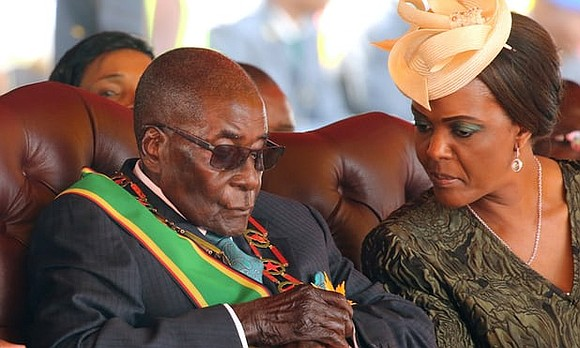 As the field of presidential hopefuls appears to grow by the day, reports state that First Lady Grace Mugabe is ...