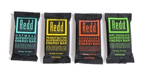 Redd, a line of delicious vegan energy bars, launched in Houston this month. Redd bars are carefully designed to provide ...