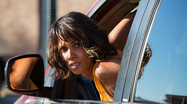 "Things won't end well for the bad guys who try to steal Halle Berry's son in ""Kidnap,"" now in theaters."