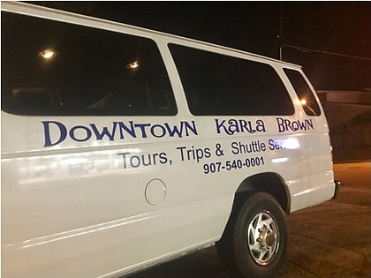 Downtown Karla Brown Natchez Ghost Tour