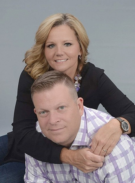 Bishop Johnathan Whichard and his wife, co-pastor Kristi Whichard