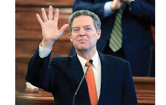 "Kansas Gov. Sam Brownback, President Trump's nominee for international religious freedom ambassador, describes religious freedom as ""the choice of what ..."