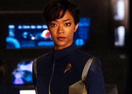 "Sonequa Martin-Green will play the lead role in CBS's new series ""Star Trek: Discovery,"" making her the first African-American female ..."