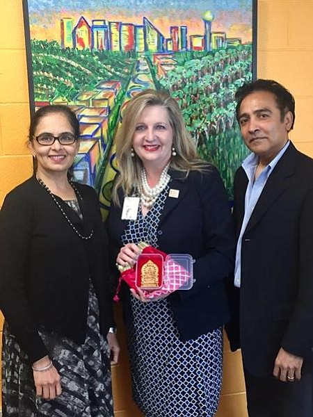 Longtime North Texas Food Bank supporters Aradhana (Anna) and Raj G. Asava have pledged to donate $100,000 to the North ...