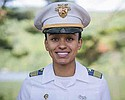 As First Captain, Simone Askew assumes the most prestigious position at West Point.