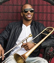 Troy 'Trombone Shorty' Andrews brings his hard-edge funk band to McMenamins Historic Edgefield Manor in Troutdale, Saturday, Aug. 19.