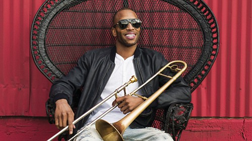 "Part Jimi Hendrix, part James Brown and all New Orleans, Troy ""Trombone Shorty"" Andrews is the bandleader and frontman of ..."