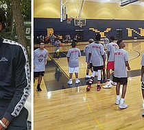 Campers at the Cameron Payne Foundation Basketball Camp held at Lausanne Collegiate School. (Photos: Kelvin Cowans)