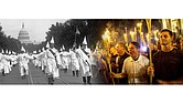 Whether it's from a 1928 Klan rally in Washington, DC, or 2017 rally in Charloettesville, Va., white supremacy lives.