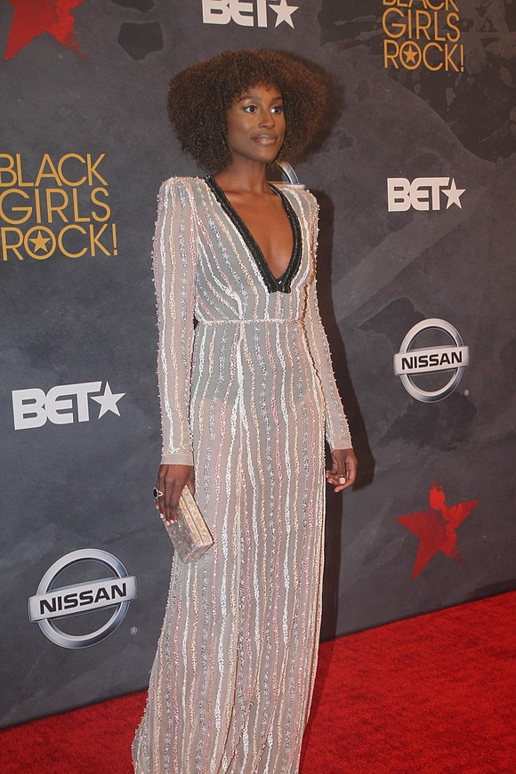 The Black Girls Rock award show has returned for its annual broadcast on the BET network. Actress, singer and producer ...