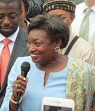State Sen. Andrea Stewart-Cousins