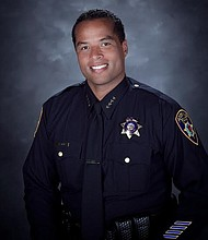 Sacramento Police Chief Daniel Hahn