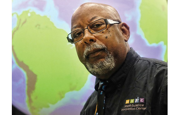 Carroll H. Ellis Jr. wants to see more African-American students embracing the geosciences as an area of interest, and ultimately, ...