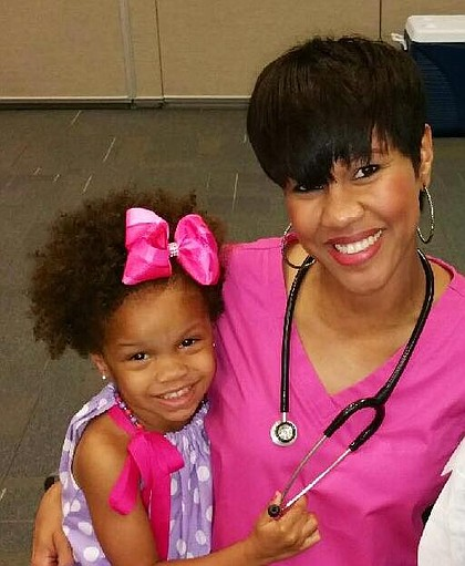 Dr. Amber Johnson Robinett, MD