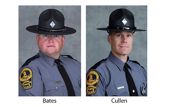 Two Virginia State troopers lost their lives in Charlottesville. Lt. H. Jay Cullen, 48, of Midlothian, and Trooper-Pilot Berke M.M. ...