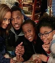 "Marlon Wayans plays a dad on his new show, ""Marlon"" airing on NBC."