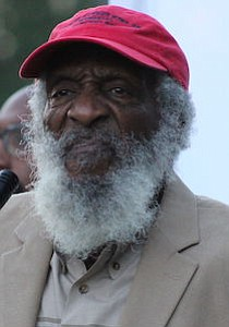 Dick Gregory, who used his uncanny wit and sharp humor to crusade for human and civil rights, died Saturday in ...