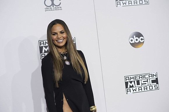 American model Chrissy Teigen sparked a social media trend after sharing on Twitter and Instagram a photo of her son, ...