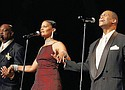 Elmer Armstrong and his tribute band to the Platters, which includes four original members of the group, will perform a benefit concert, Saturday, Aug. 26 at St. Ignatius School.