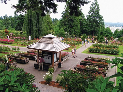 You're invited to celebrate the 100th Anniversary of an iconic Portland treasure, Portland's Washington Park has just underwent new accessibility ...