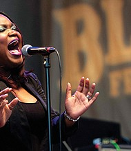 Grammy nominee and 8-time Blues Music Award Winner Shemekia Copeland will perform this weekend at the Vancouver Wine & Jazz Festival.
