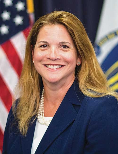 Rosalin Acosta was recently appointed secretary of Labor and Workforce Development by the administration of Governor Charlie Baker.