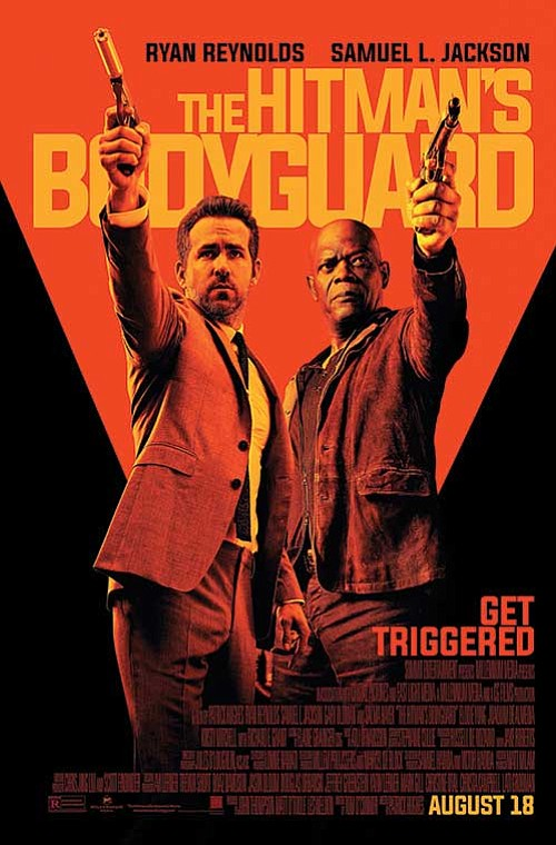 The Hitman's Bodyguard is an unlikely buddies comedy that unfolds like a high-octane action adventure. The production works primarily because ...
