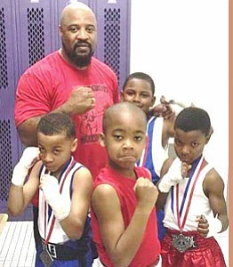 On the Northeast side of Baltimore, a youth boxing club is steadily earning a reputation as one of the city's ...