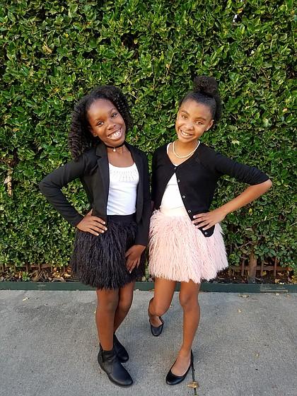 Kam and Niya