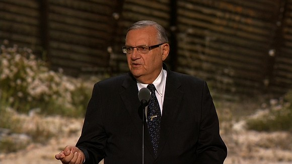 President Donald Trump continued his trend of ignoring the rule of law by pardoning Sheriff Joe Arpaio Friday.