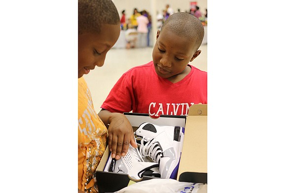 Several back-to-school events are scheduled to provide free school supplies and shoes for Richmond students who will start classes in ...