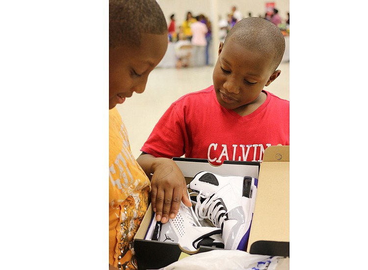 8e3efd20f4e99 Several back-to-school events are scheduled to provide free school supplies  and shoes