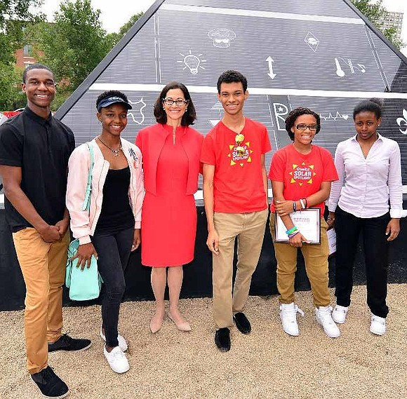 In 2016, ComEd's Solar Spotlight program was launched to teach and develop high school students through STEM courses like science, ...