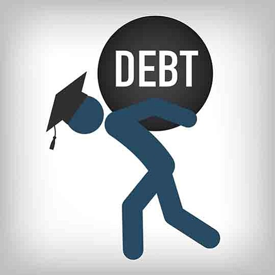 In the last decade, student loan debt in the United States has grown more than $833 billion to reach an ...