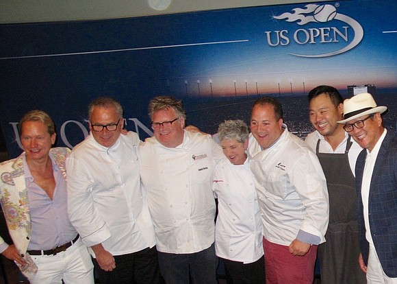 Missing the annual U.S. Open Food Tasting Preview last year was a bummer! I had to settle for a delicious ...