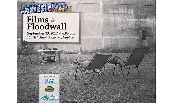The 3rd Annual Films on the Floodwall, a free community film screening, will be held 6 p.m. Wednesday, Sept. 13, ...
