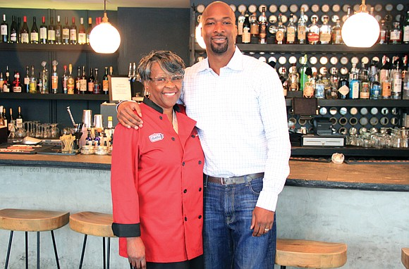 Vagabond, a stylish restaurant at 7th and Broad streets, is reopening Friday, Sept. 1, with some Mama J's flavor and ...