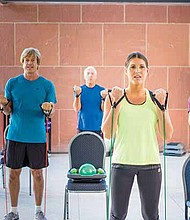 Getting and staying fit can be easier at any age with the help of a good program.