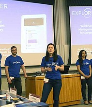 UChicago Startup Investment Program has made its first investment in ExplORer Surgical, an interactive surgical software platform. Courtesy of UChicago Startup Investment Program